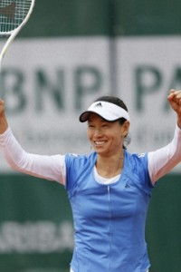 """Attracting People on the Court with """"Kimiko Smile"""""""